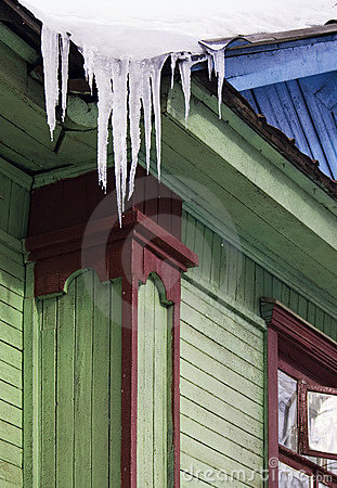 Free Icicle Royalty Free Stock Photography - 596697