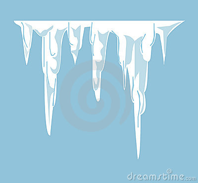 drawing icicles