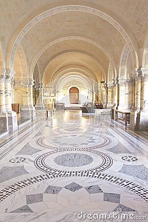Free ICJ Main Hall Of The Peace Palace, The Hague Royalty Free Stock Photos - 21611888