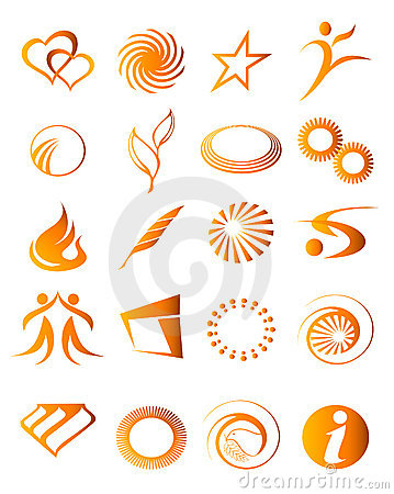 Free Icon Elements 05 Stock Images - 7148014