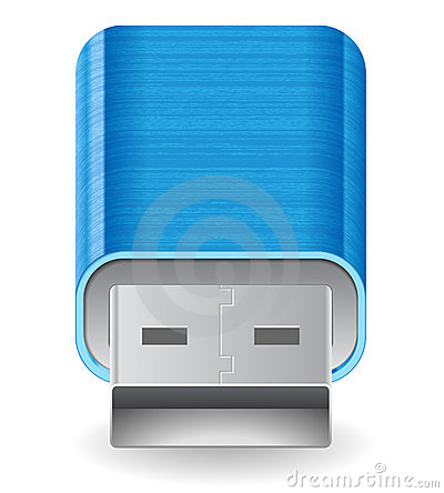 Icon for flash drive
