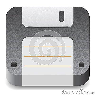 Icon for floppy disk