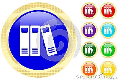 Icon of folders