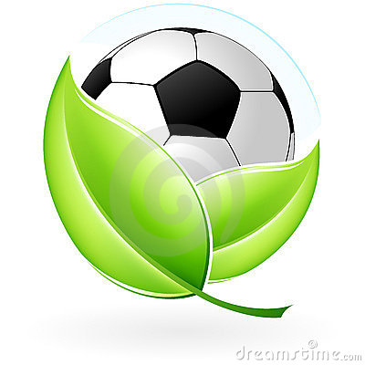 Icon with football