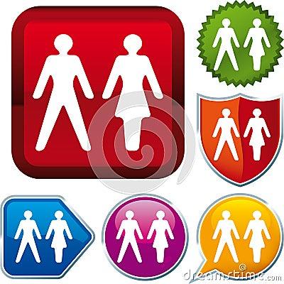 Icon gender