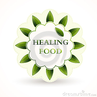 Icon for healing food