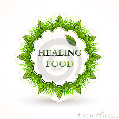 Icon for healing food.