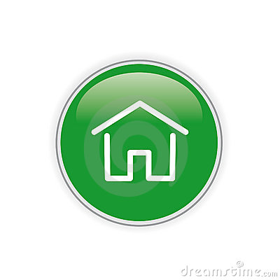 Web Icon Home Royalty Free Stock Image - Image: 12260306