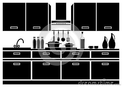 Icon of kitchen