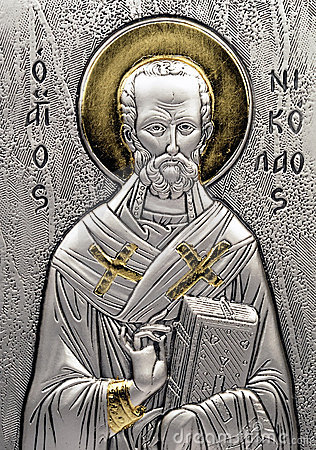 Icon Nikolaya miracle