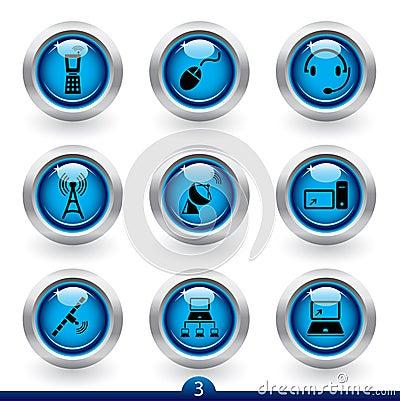 Icon series 3 - comunications