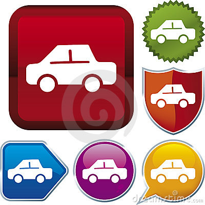 Icon series: car