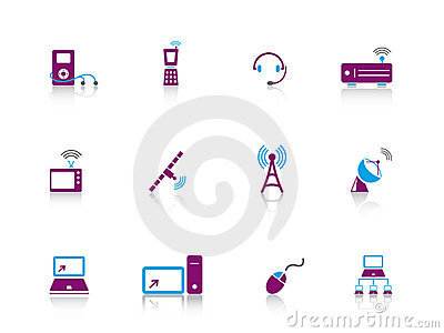 Icon series...electronics