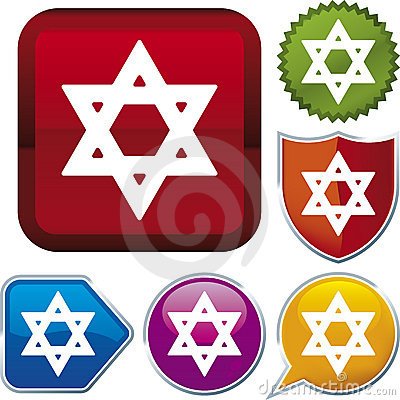 Icon series: jewish