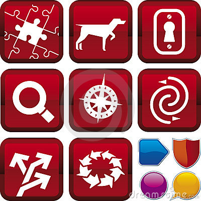 Free Icon Series: Search & Find Stock Images - 7062804