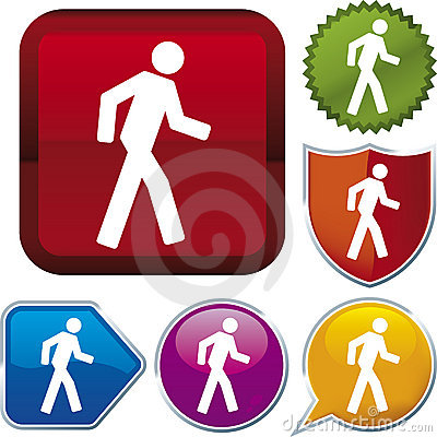 Free Icon Series: Walking Stock Photography - 4554372