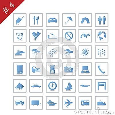 Icon set #4