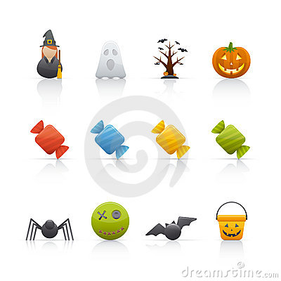 Icon Set - Halloween 2