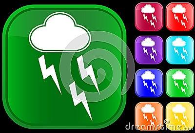 Icon of storm