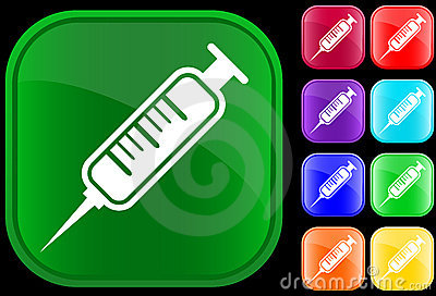 Icon of syringe