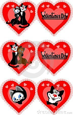 Icon to the Valentine s day