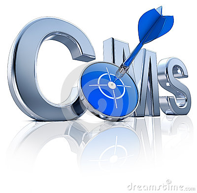Icona del CMS