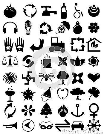 Iconcs black