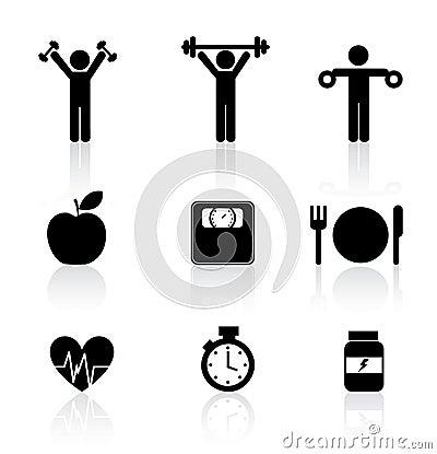 Icone di forma fisica