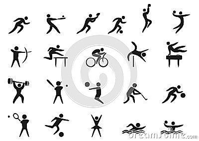 Icone di sport