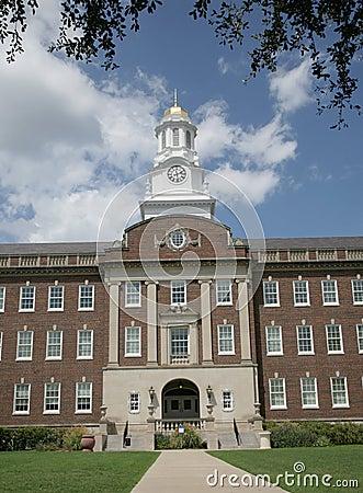 Iconic University Building