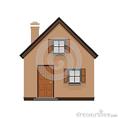 Construcción de viviendas de la cabaña casa tradicional estilo ...