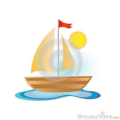 Icono del barco