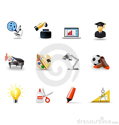 Iconos de la escuela, parte 1