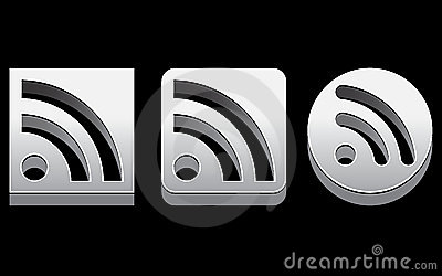 Iconos del cromo RSS