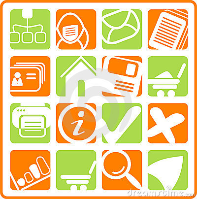 Free Icons Stock Photography - 2316962