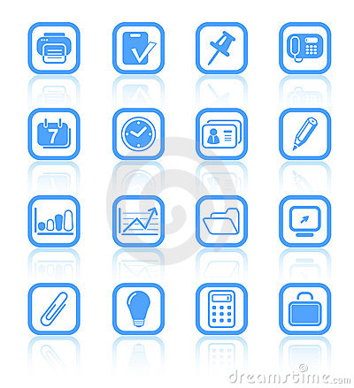 Free Icons Stock Photos - 2322283