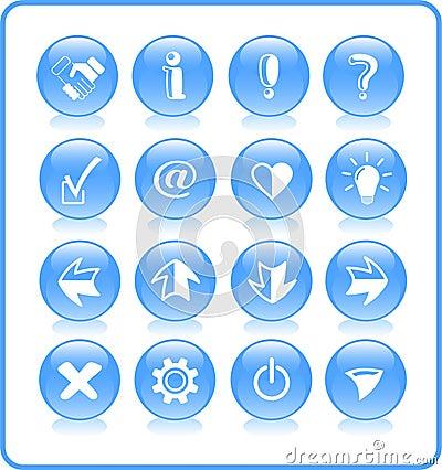Free Icons Stock Image - 2322561