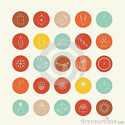 Icons design set