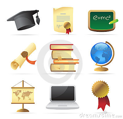 Icons for education