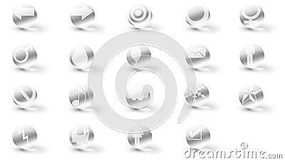 Icons ice 3d