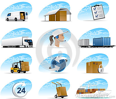 Icons Logistic