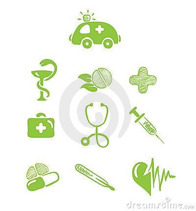 Free Icons - Medical Theme Stock Images - 15337014