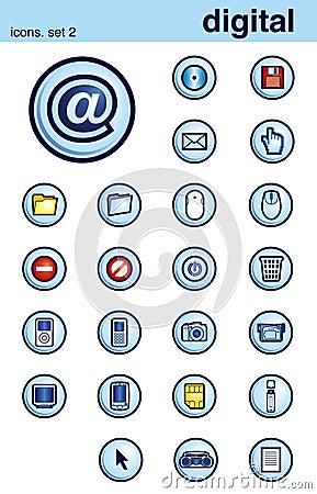 Icons set 2