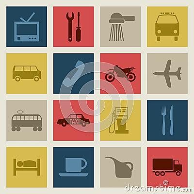 Icons2运输