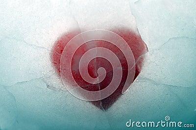 Icy heart