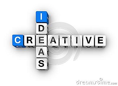 Idéias creativas