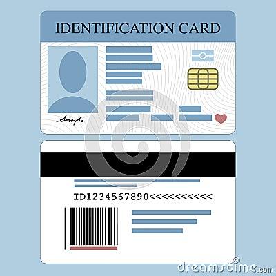 Free Id Card Royalty Free Stock Photos - 39544438