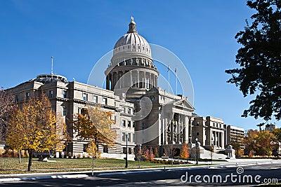 Idaho State Capitol, Boise, Idaho