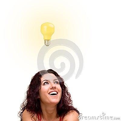 Free Idea Royalty Free Stock Image - 4585406