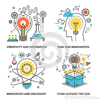 Free Idea And Imagination Stock Image - 64869831
